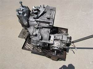 Audi Tt Mk1 8n 6 Speed Quattro Transmission Fmn W