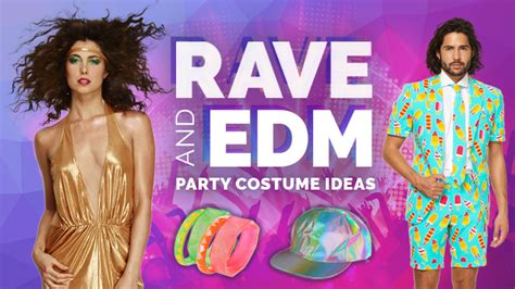 Rave and EDM Party Costume Ideas - Halloween Costumes Blog