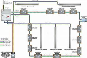 Wiring Diagram For A Garage Uk