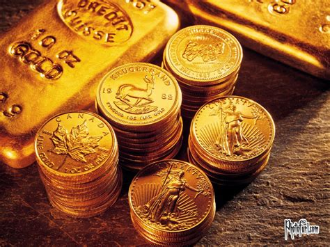 gold  golden currency dollar euro  coins