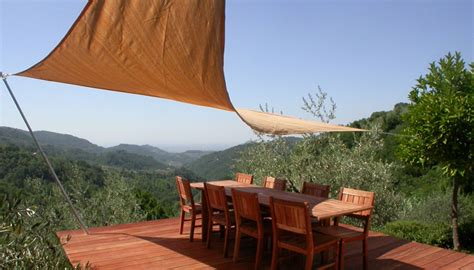 Sonnensegel Für Markise by Hochwertige Sonnensegel Seilspannsonnensegel Segeltuch