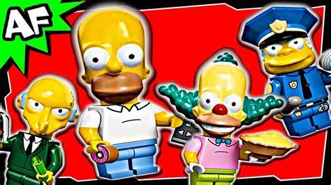 Lego Simpsons Minifigure Series 1