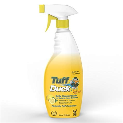 tuff duck granite countertop daily cleaner sealer 24oz