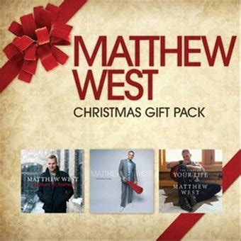 matthew west christmas gift pack 3 cd 2014 sparrow