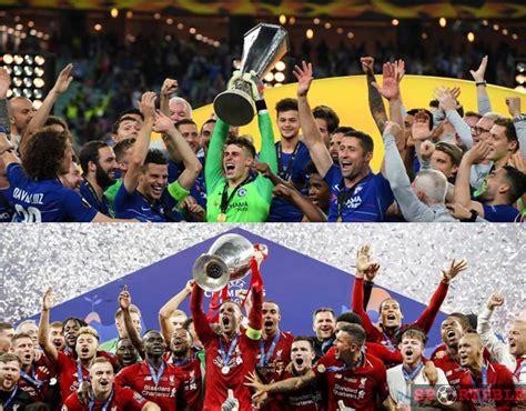 Liverpool vs Chelsea: 2019 UEFA Super Cup, Live Stream, Tv ...