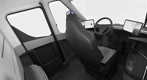 Tesla Semi Truck Interior Sleeper - Frameimage.org