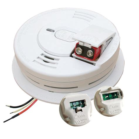 Kidde Hardwired 120volt Interconnectable Smoke Alarm