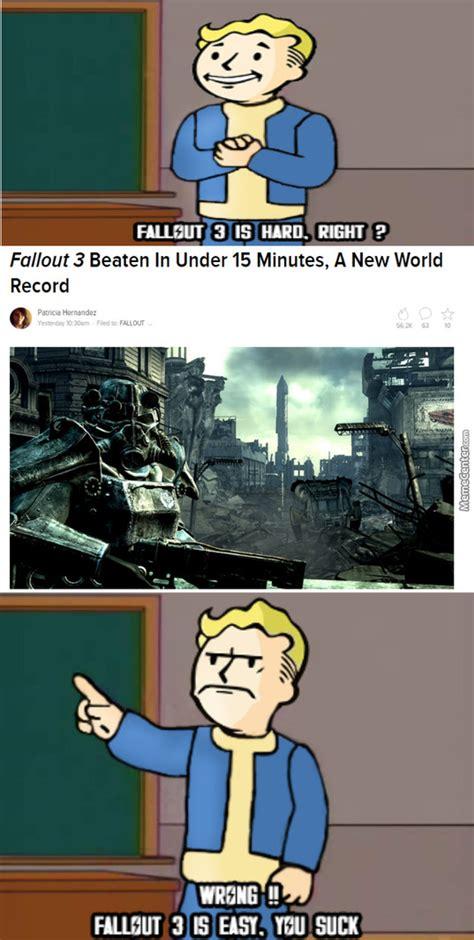 Fallout 3 Memes - the best fallout 3 memes memedroid