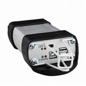 Can Clip V183 Pour Renault Diagnostic Interface Avec An2131qc Chip
