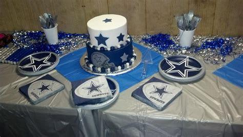 Dallas Cowboy Decorations by Dallas Cowboys Theme Ideas Dallas Cowboys