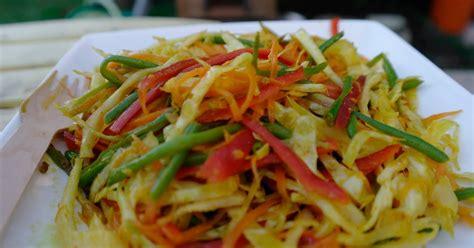 cuisine antou achard de légumes parmesan et paprika