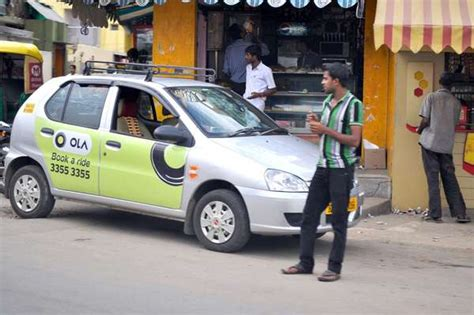 Guy 'booked' An Ola Cab From Bengaluru To North Korea At