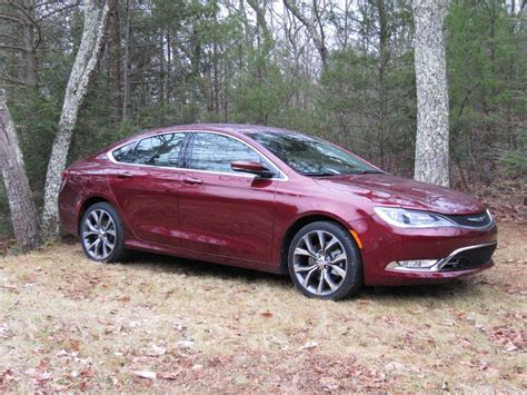Fuel Economy Chrysler 200 by 2015 Chrysler 200 Four Cylinder Gas Mileage Review