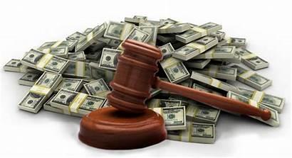 Law Money Million 33 Gavel Damages Dollars