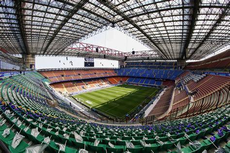 San Siro Ingressi Nuovo San Siro Diviso Tra Milan E Inter L Idea