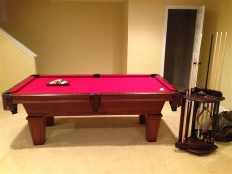 american heritage billiards pool table used pool tables