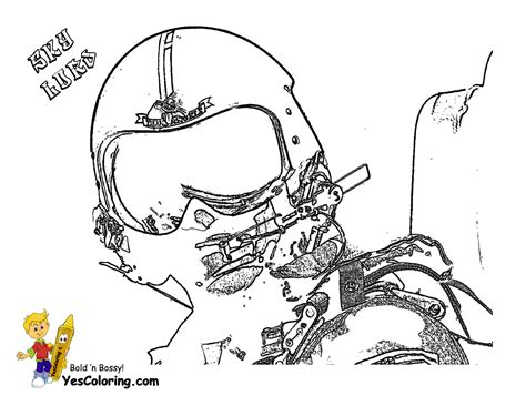 Awesome Airplane Coloring Page Yescoloring Free Jet