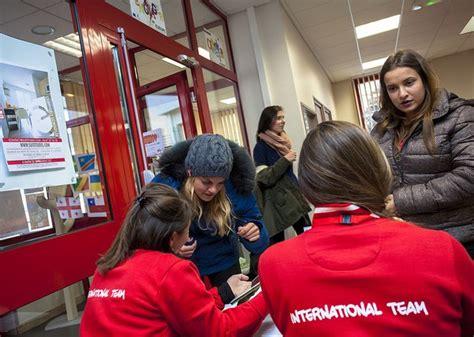 bureau d accueil international limoges le bureau d accueil international recrute
