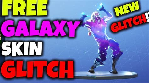 You will likely see a whole bunch more arriving to the game as october gets underway! Free Fortnite Skins! How To Get Galaxy Skin In Fortnite ...