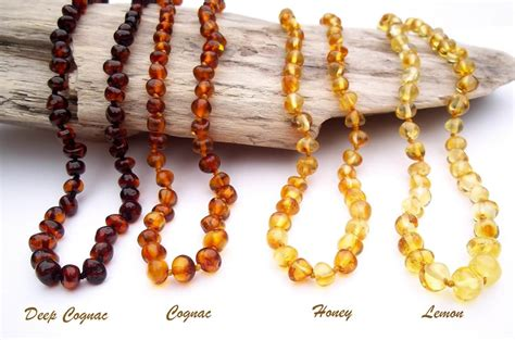 Baltic Amber Teething Necklaces Arent Just For Babies