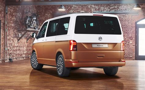 Volkswagen Bulli 2020 by 2020 Volkswagen Transporter T6 1 Is The We Won T See