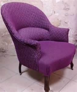 Tapisser Fauteuil Crapaud ils ont eux m 195 170 me restaurer ou tapisser leur fauteuil ou