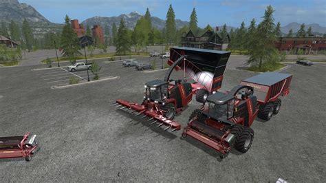 Speed Farming Simulator 2017 Mods Ls Mods 17 Krone Big X Cargo V1 0 For Ls 17 Farming Simulator 2017