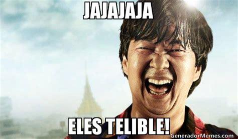 Memes De Mandilones - jajajaja eles telible meme de chino mr chow memes generadormemes