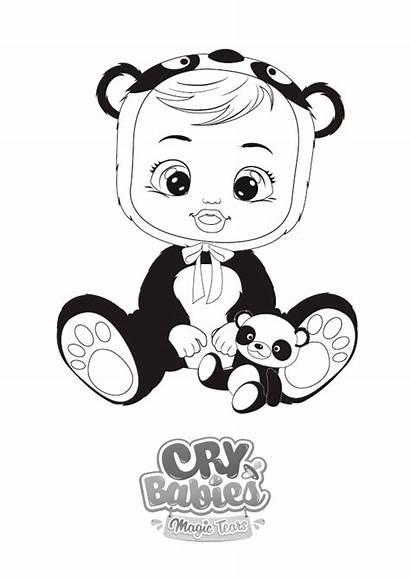 Pandy Paint Cry Babies Magic Tears Let