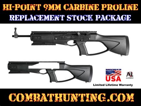 Hi-Point 9mm Carbine Proline Stock Package A.5.10.1450