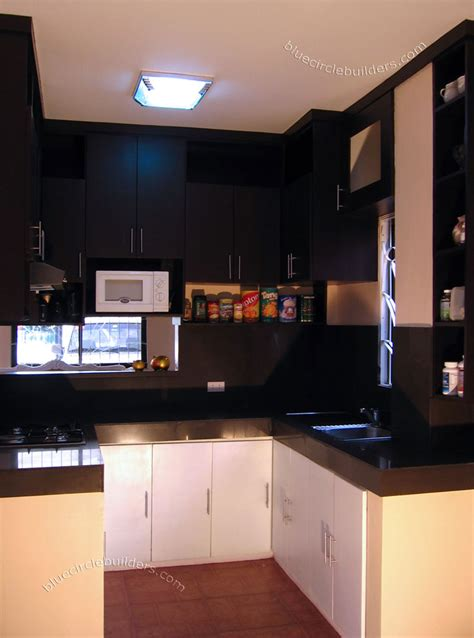 kitchen ideas for small space small space kitchen cabinet design cavite philippines