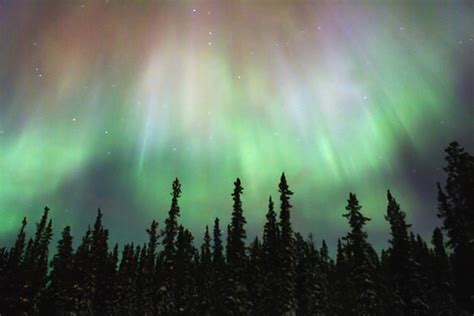 Northern Lights Yukon Canada Flickr Photo Sharing
