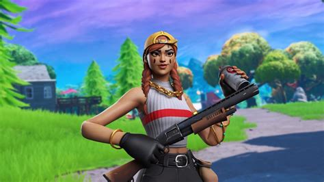 Read on to find out how to get the summer aura fortnite skin. Fortnite intro/AURA/ - YouTube