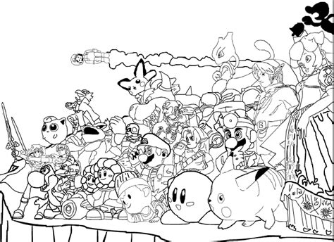cose da stare di brawl smash bros melee flash traced by superrey42 on