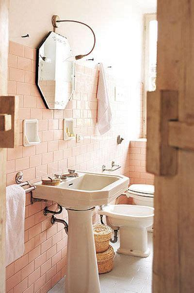 pink bathroom pink bathrooms