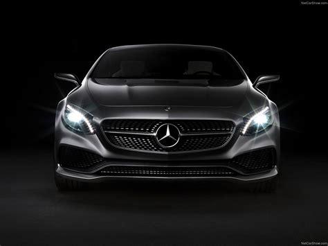 mercedes benz  class coupe concept  picture