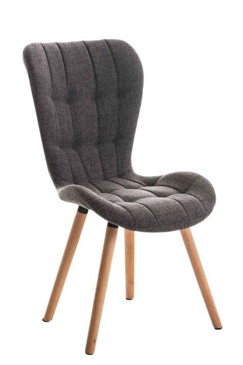 fauteuil cuisine design chaise salle à manger elda fauteuil tissu bois cuisine