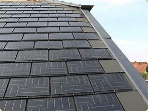 Panneaux Photovoltaiques Prix : ardoise photovoltaique ~ Premium-room.com Idées de Décoration