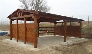 Open Pole Barn