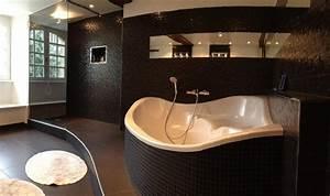 Salle De Bain Douche Et Baignoire : salle de bain avec douche et baignoire id es d co salle ~ Preciouscoupons.com Idées de Décoration