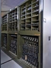 military storage solutions pistol racks weapons rack