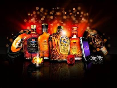 Crown Royal Wallpapers Whisky Alcohol Canadian Xr
