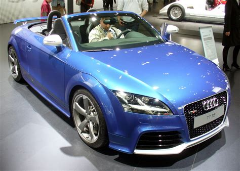 Maybe you would like to learn more about one of these? File:Audi TT RS Roadster.JPG - Wikipedia
