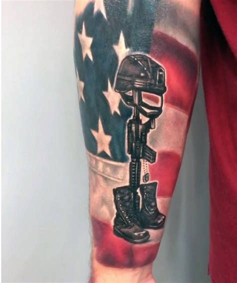 soldier tattoo ideas  pinterest