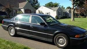 Buy Used 1996 Bmw 740il Base Sedan 4