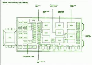 1990 Ford E250 Wiring Diagram