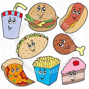 Cartoon Food - Cliparts.co