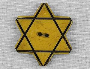 Image Gallery jewish yellow star holocaust
