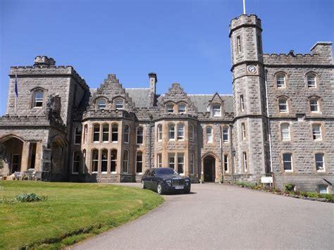 Inverlochy Castle  Fort William, Highlands, Scotland