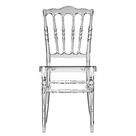 chaise napoleon transparente chaise napoléon iii transparente deco et saveurs com